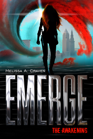Discussion: Emerge by Melissa A. Craven | Discussing DNF Reviews