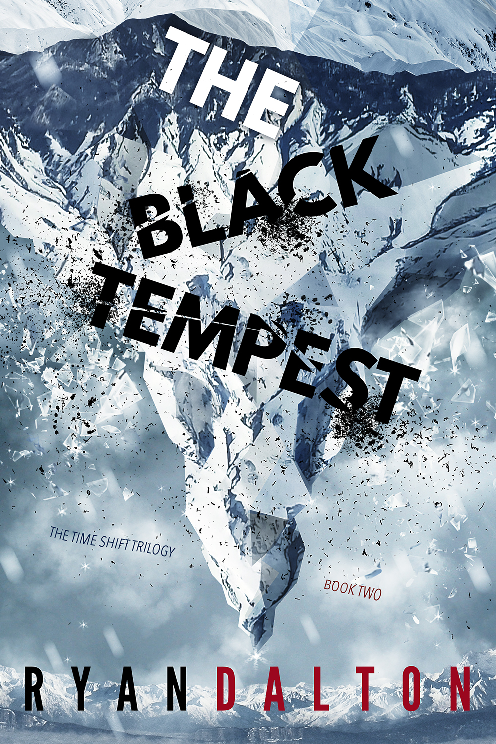 Cover Reveal: The Black Tempest by Ryan Dalton